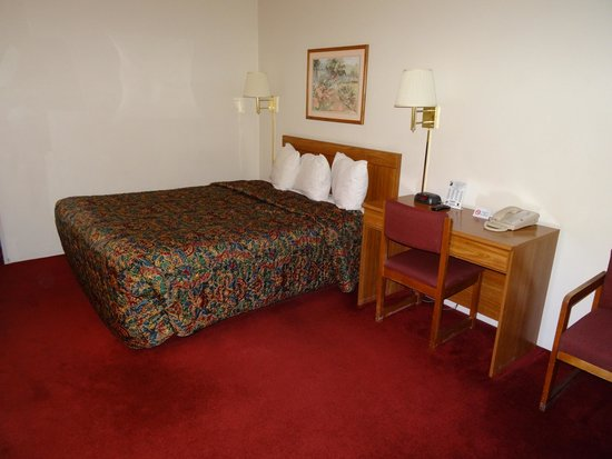 Super 8 Cedar City : Стандартная комната