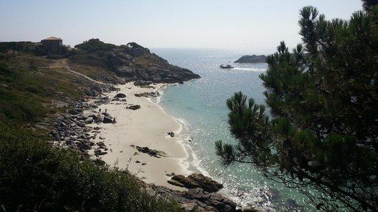 Barco Islas Cíes - Cruceros Rias Baixas: Playa