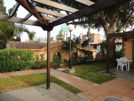 Dunas Maspalomas Resort: vue de la chambre 4105