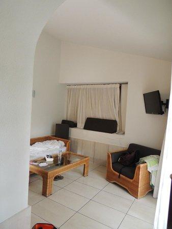 Dunas Maspalomas Resort: Salon de la chambre 4139