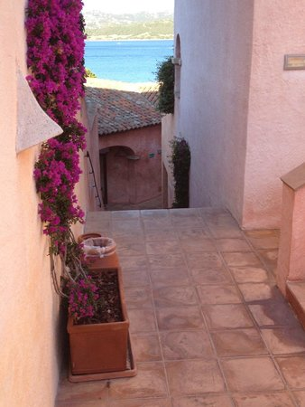 Relais Villa del Golfo & Spa: The lovely traditional feel to the hotel
