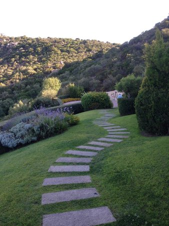 Relais Villa del Golfo & Spa: Beautiful grounds