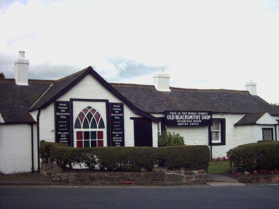 Famous Blacksmiths Shop: Old blacksmiths shop