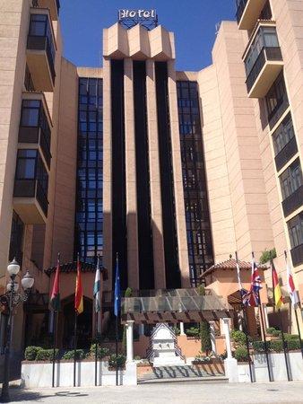 Saray Hotel: ENTRADA HOTEL