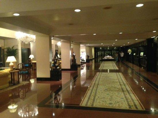 The Oberoi: Lobby
