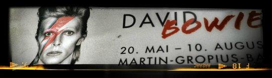 Martin-Gropius-Bau: Bowie