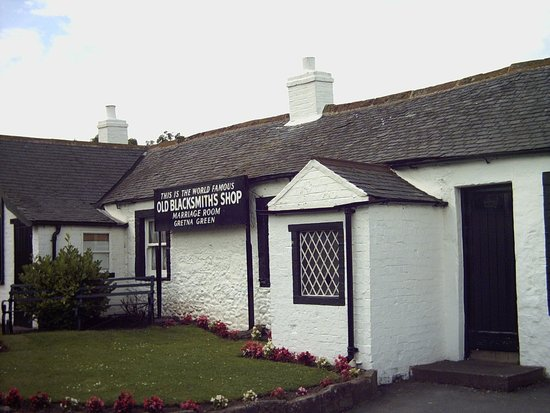 Famous Blacksmiths Shop: Old blacksmiths shop