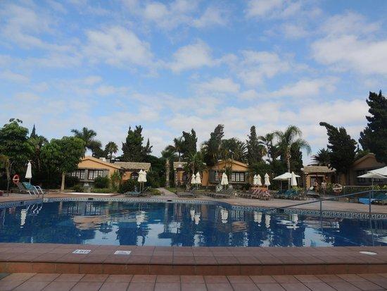 Dunas Maspalomas Resort: vue de la terrasse chambre 4139