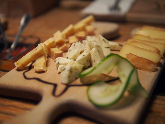 Divin Porcello - Budapest: cheese