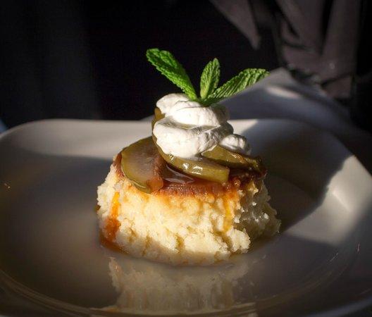 The Sendera: wonderful dessert
