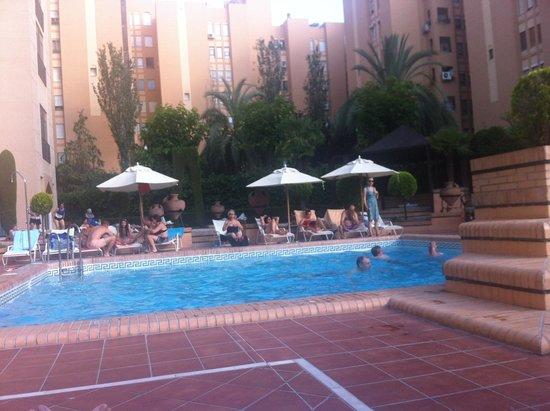 Saray Hotel: PISCINA