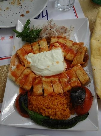Haci Arif bey : the food and delicious yogurt