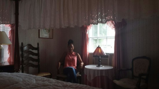 Amelia Payson House: Lovely room