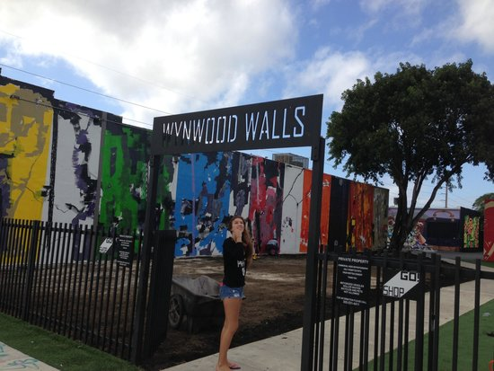 Wynwood Walls: Portao