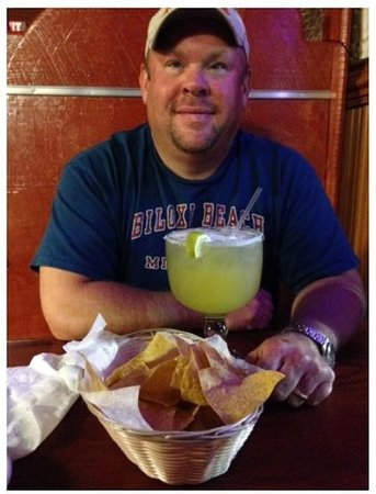 El Charro: First margarita