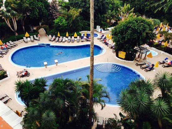 H10 Tenerife Playa : piscina