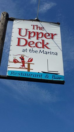 The Upper Deck: You're here!