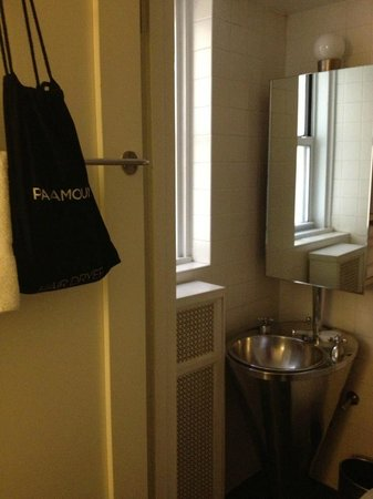 Paramount Hotel Times Square New York: Bagno