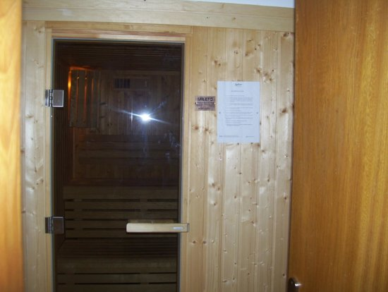 Radisson Hotel Colonia del Sacramento : sauna
