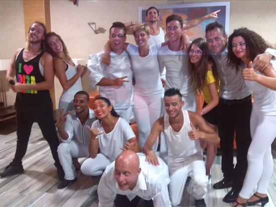 Hotel Elba Carlota: sortie de spectacle
