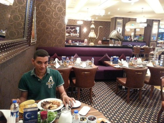 My iftar picture of divan erbil erbil tripadvisor for Divan hotel erbil