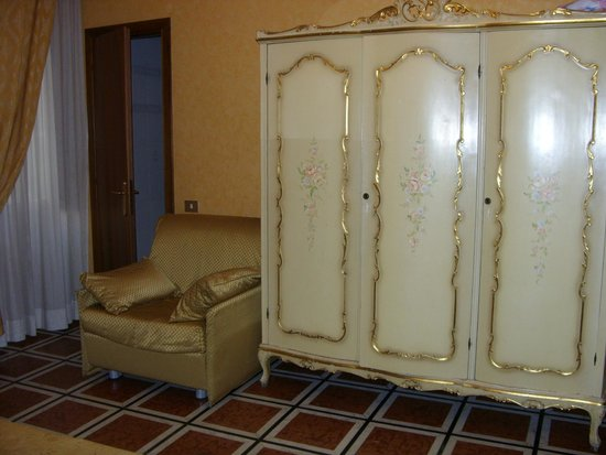 Villa San Lorenzo Maria Hotel : hotel room