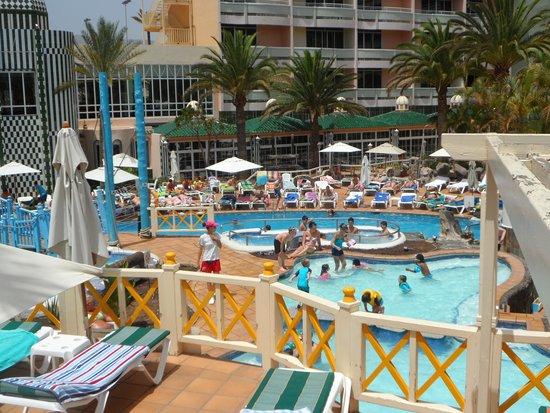 IFA Buenaventura Hotel: banana pool