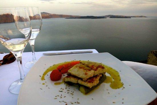 Ambrosia Restaurant: Sea Bass