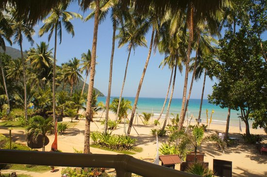 Daluyon Beach and Mountain Resort : well maintained