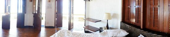 Daluyon Beach and Mountain Resort : suite