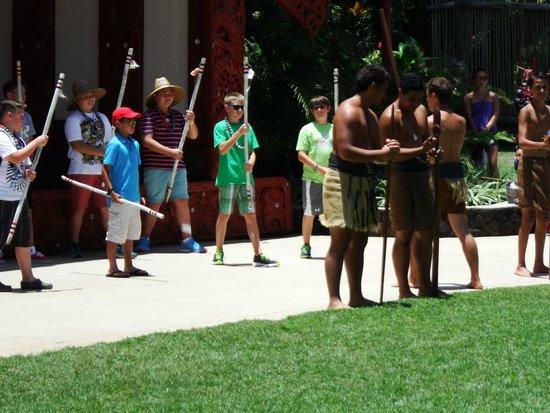 Polynesian Cultural Center: Azotera