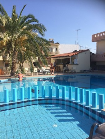 Hotel Amaryllis: Excellente Stay in Platanias