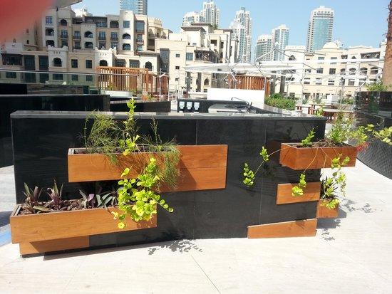 The Address Downtown Dubai - TEMPORARILY CLOSED: nouveau bar