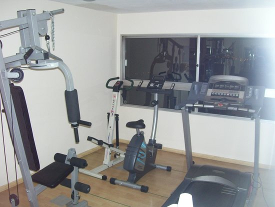 Days Inn Montevideo: gym