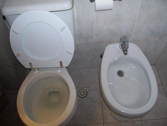 Days Inn Montevideo: bathroom bidet