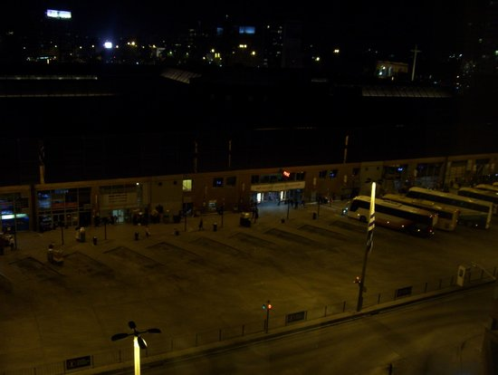 Days Inn Montevideo: view of bus station