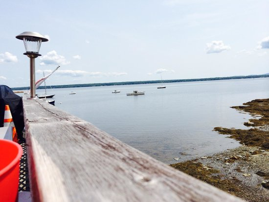 Perry Long's Lobster Shack: Another Great View