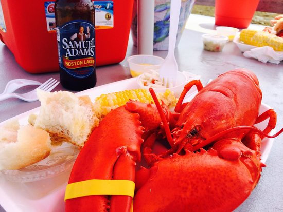 Perry Long's Lobster Shack: The Lobster Dinner