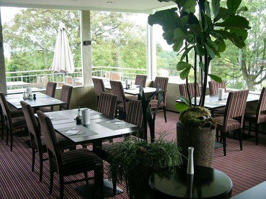 Best Western Plus Atrium Hotel: Restaurant
