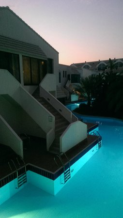 Susesi Luxury Resort : our lake house