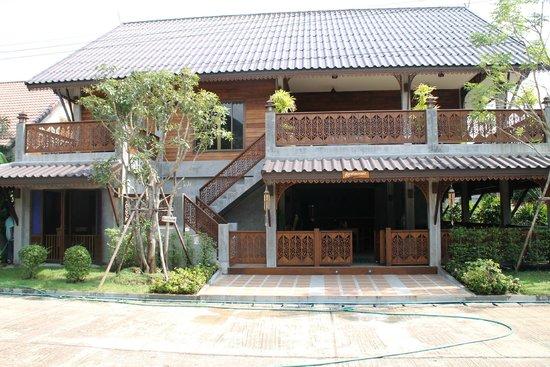 Thai Thai Sukhothai Guest House : Ресторан
