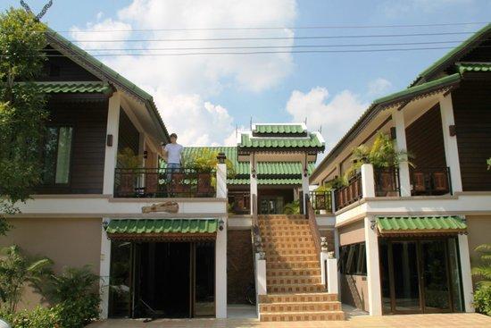 Thai Thai Sukhothai Guest House : Гостевой дом