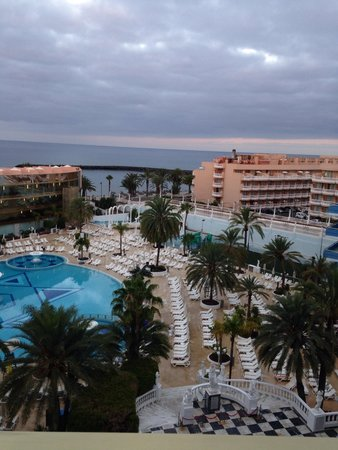 Mediterranean Palace Hotel: View