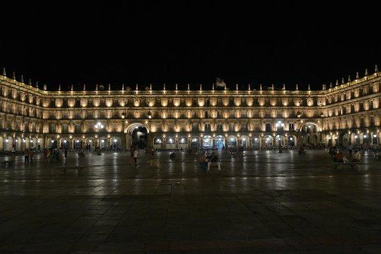 Salamanca's Plaza Mayor: Plaza Mayor, Salamanca