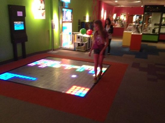 The Strong National Museum of Play : Dancing on the game floor