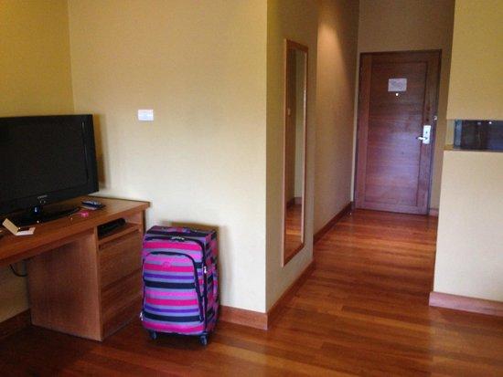 Deva Samui Resort & Spa: l'entrée