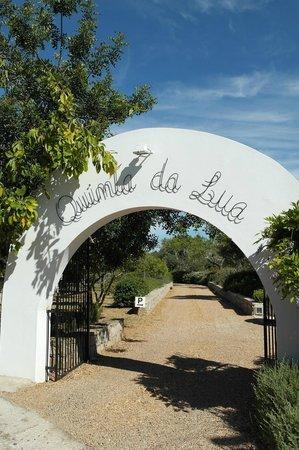 Quinta da Lua : Entrance