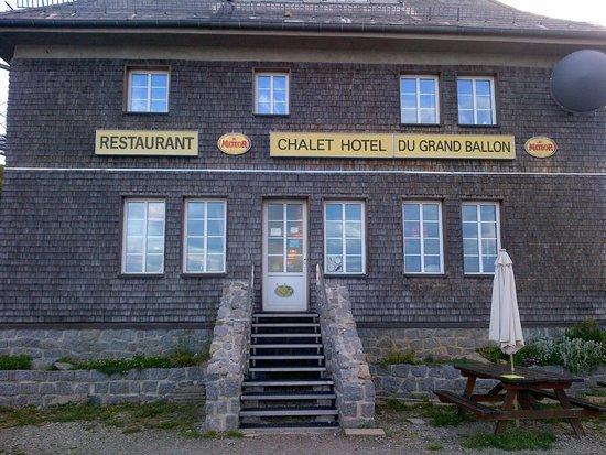 Chalet Hotel du Grand Ballon