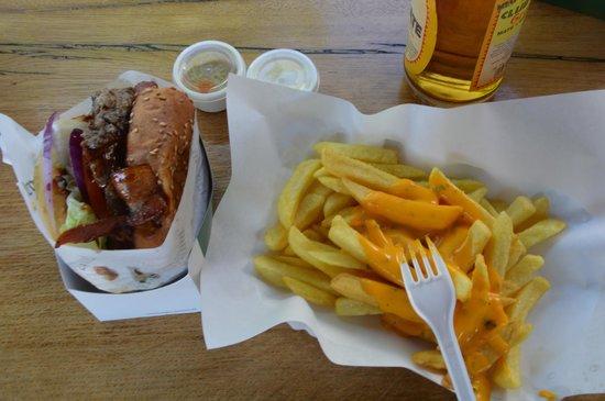 Burgermeister : Ottimo Pranzo!