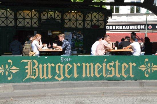 Burgermeister : La location!